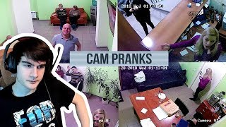Bratishkinoff смотрит: Тотальный полугодовой пранк клиники | Cam Pranks — Пранки c камерами