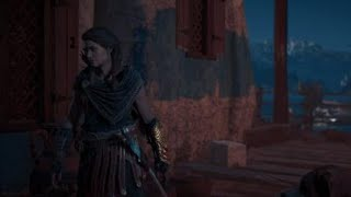 Assassin's Creed® Odyssey has a few slapstick moments apparantly...