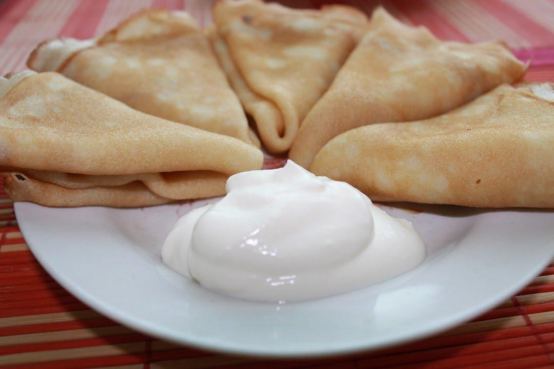 рецепты вкусных тонких блинчиков с фото пошагово