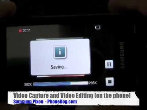 Samsung Pixon M8800 - Part 2