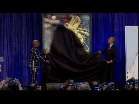 Obama portrait reveal (Meme)