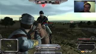 DxWiggins: Gettysburg: Armored Warfare Gameplay Part 1 Gettysburg Death Match