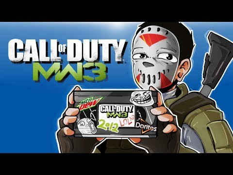 Thumbnail: MW3 FLASHBACK CLIPS! (DELIRIOUSLY TROLLED)
