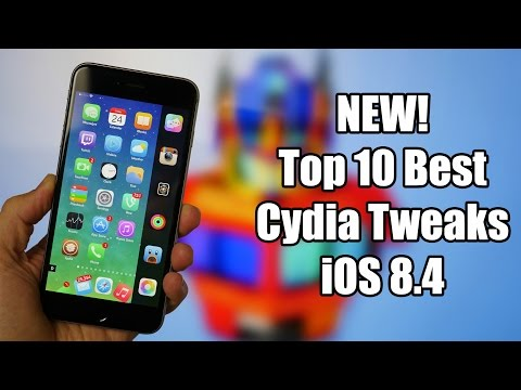 top cydia ios8.4 tweaks