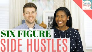 Six Figure Side Hustles You Can Do From Home (No Degree Required!!!)