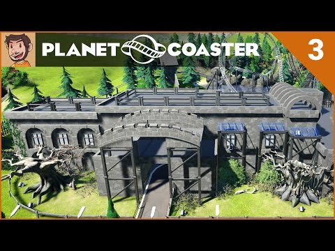 Let's Play - Planet Coaster - Part 3