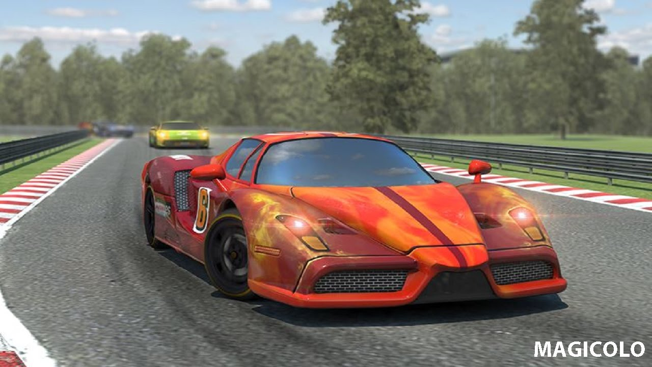 Car Racing Games  Player Page