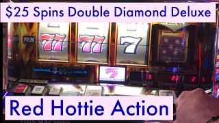 $25 Double Diamond Deluxe $20 Triple Sapphires Red Hottie Haywire Triple Double Diamond 5X10X QkHit