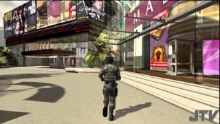 PlayStation Home Walkthrough Part 1