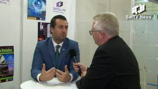 SatTV talks to Newtec