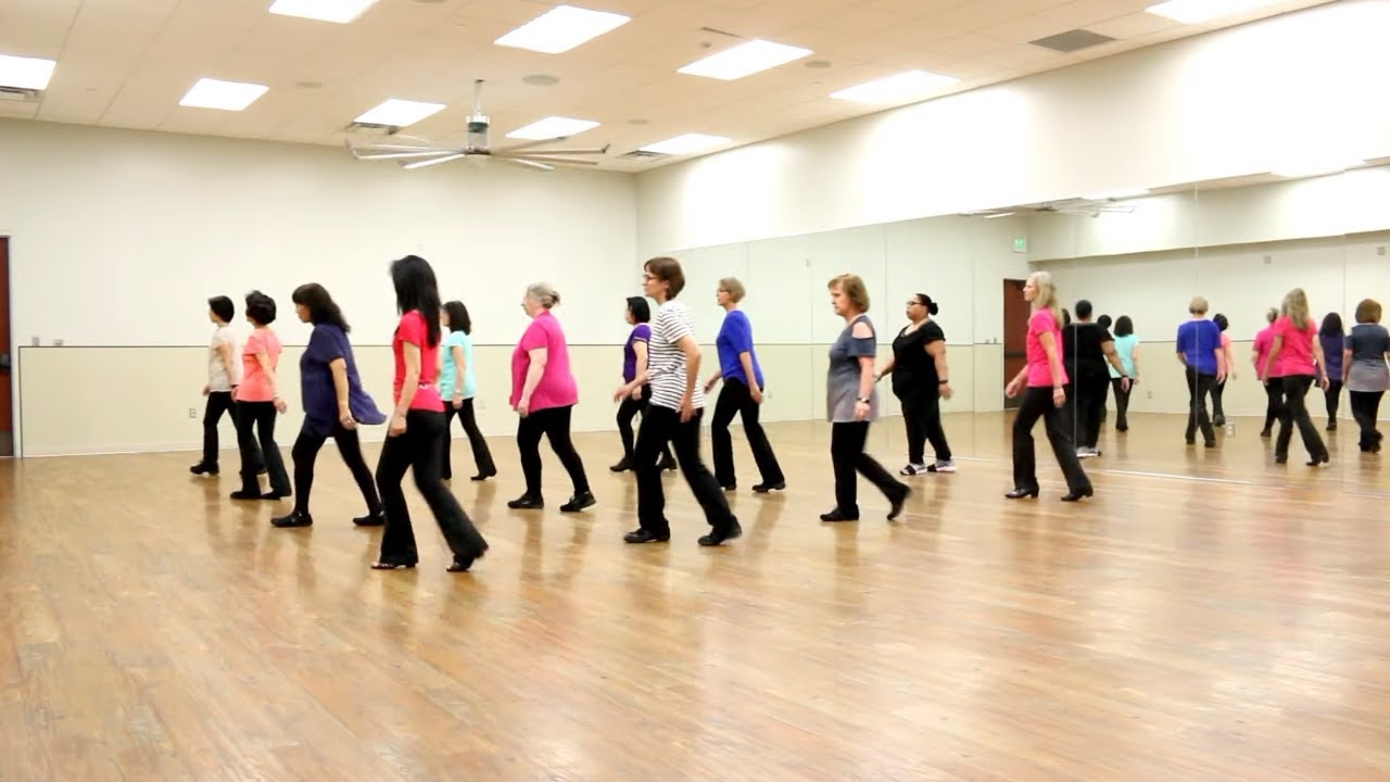 Same Thing - Line Dance (Dance & Teach in English & 中文)