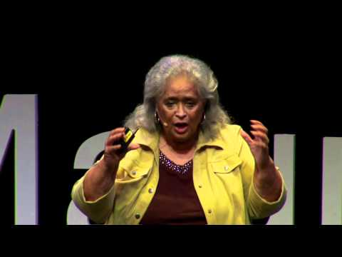 TEDxMaui - Dr. Pualani Kanahele - Living the Myth and Unlocking the Metaphor