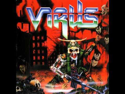 Virus - Force Recon [Full Album] 1988