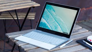 Google Pixelbook first look