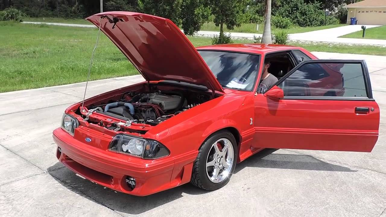 2013 Mustang For Sale >> 1990 Mustang LX Cobra Conversion - SOLD - YouTube