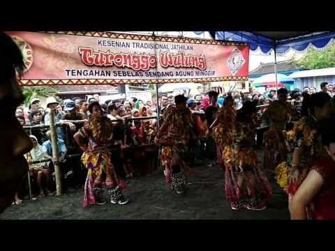 Gedruk titis mustika The Magic gedruk feat Turonggo wulung