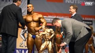 דני קגנוביץ' נאום הנצחון ,הכרזה על הזכיה באלוף האלופים מר יוניברס 2015