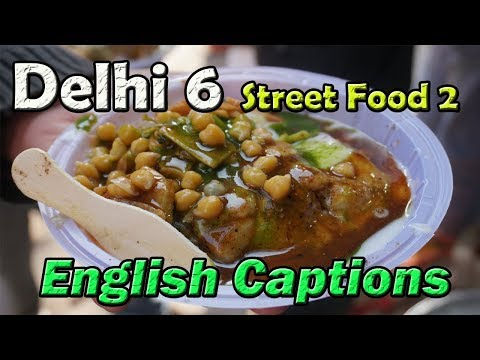Old Delhi Street food, Chandni chowk, Chawri Bazar & Jama Masjid| Episode 2