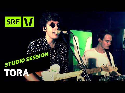 Tora «Blame» – Live bei SRF Virus