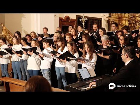 VÍDEO: Concierto de Navidad del Coro y Escolanía del Conservatorio Maestro Chicano Muñoz de Lucena