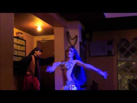 bailarina janaina - bagdad café curitiba