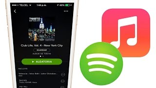 Descarga Musica de Spotify GRATIS en iPhone, iPad o iPod