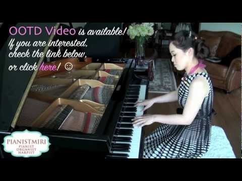 David Guetta ft Sia Music - Titanium | Piano Cover by Pianistmiri 이미리