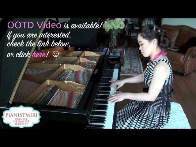 David Guetta ft Sia Music - Titanium | Piano Cover by Pianistmiri 이미리