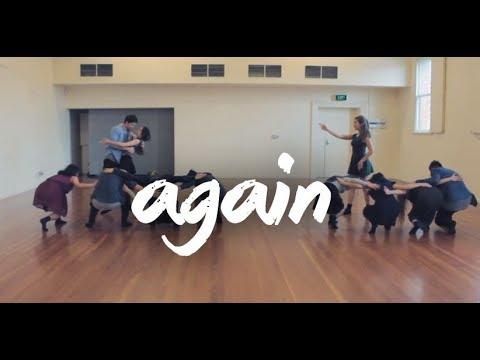 Again - Fetty Wap (Kiana Cover) || Bonnie Su Choreography