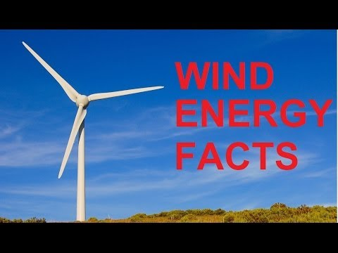 Facts About Wind Energy