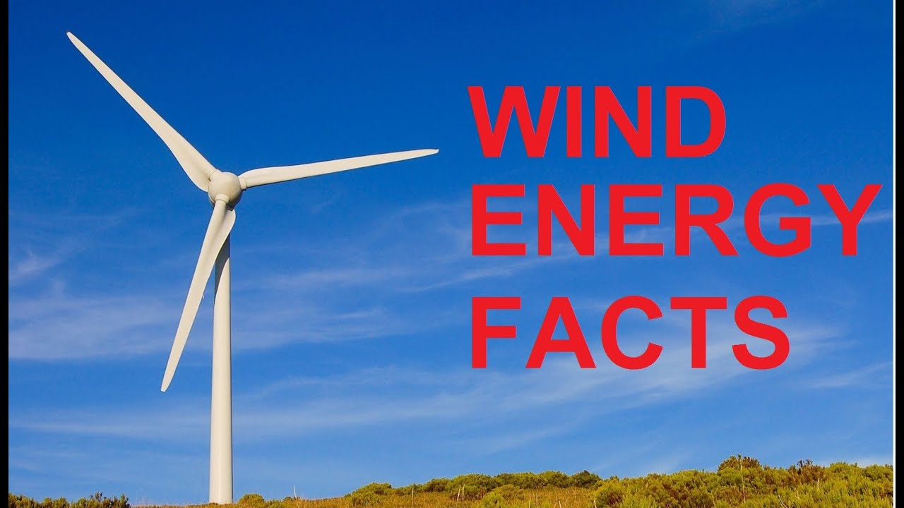 Facts About Wind Energy Youtube