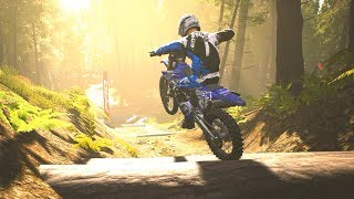 MXGP PRO | Enduro Gameplay 2018 | PS4 / XBOX ONE / PC