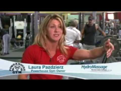 Fitness Club Owners Discuss HydroMassage