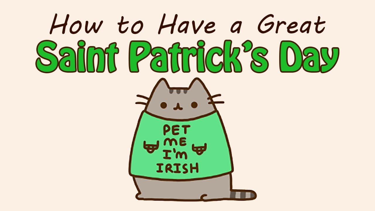 Cat And Dog St Patricks