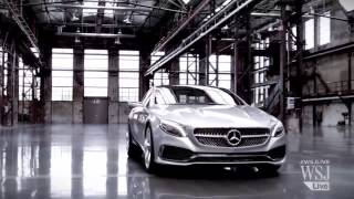 Trying to Break the Mold for Mercedes Cars