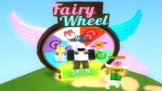 Fairy Update! New Wheel, Pets, Flavors, Pet Food and Obbies - Ice Cream Simulator (ROBLOX)