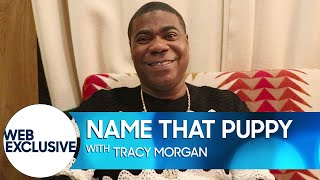 Name That Puppy with Tracy Morgan thumbnail