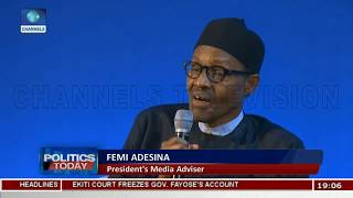 Controversy Trails Buhari's Speech On Youths |Politics Today|
