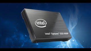 SSD Intel Optane 900P U.2  Распаковка. (Unboxing)