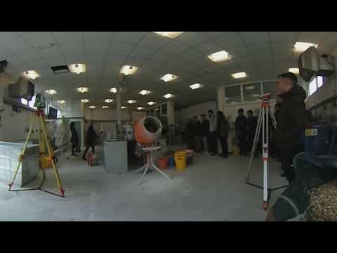 Quantity and Building Surveying Activities - 360 video