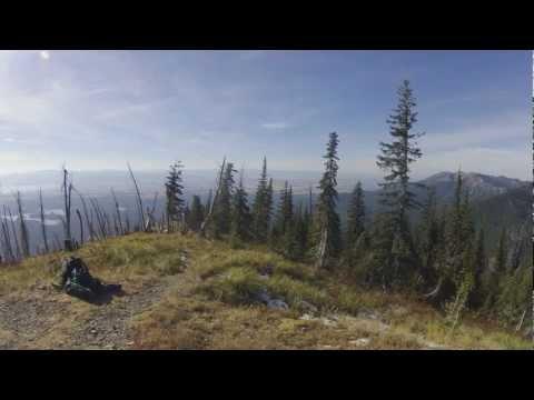 Jewel Basin Trail Summit Timelapse