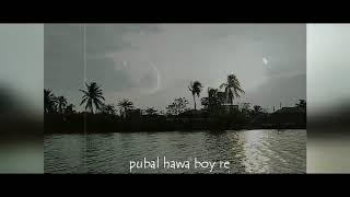 Barir pashe modhumoti   Charpoka   lyrics   বাড়ীর পাশে মধুমতী   ছাড়পোকা   লিরিক্স