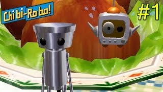 Chibi Robo! - Gamecube Playthrough 1080p Part 1 (Dolphin GC/Wii Emulator)