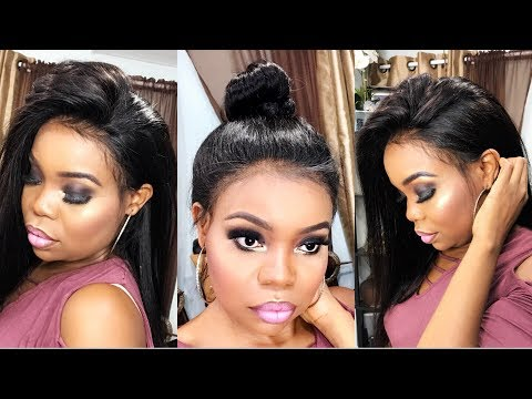 The Best Way To Make Your Baby Hair Looks Natural Customize Your Wig Start To Finish Chi