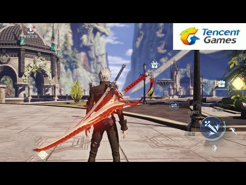 Top 10 Best Games By Tencent For Android/iOS 2019