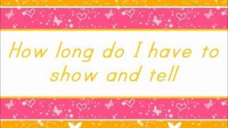Shedaisy ~ Get Over Yourself Lyrics