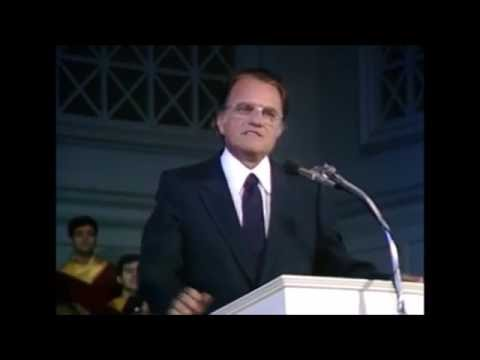 Billy Graham 1982 sermon given at Southern Baptist Theological Seminary, Louisville KY