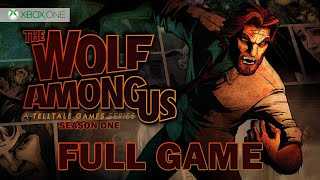 The Wolf Among Us: Season One (Xbox One) - Full Game 1080p60 HD Walkthrough - No Commentary