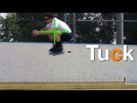 Inline Skating Jumps Tutorial and Examination