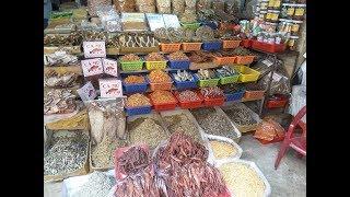 Рынок Чо Дам в Нячанге, Вьетнам